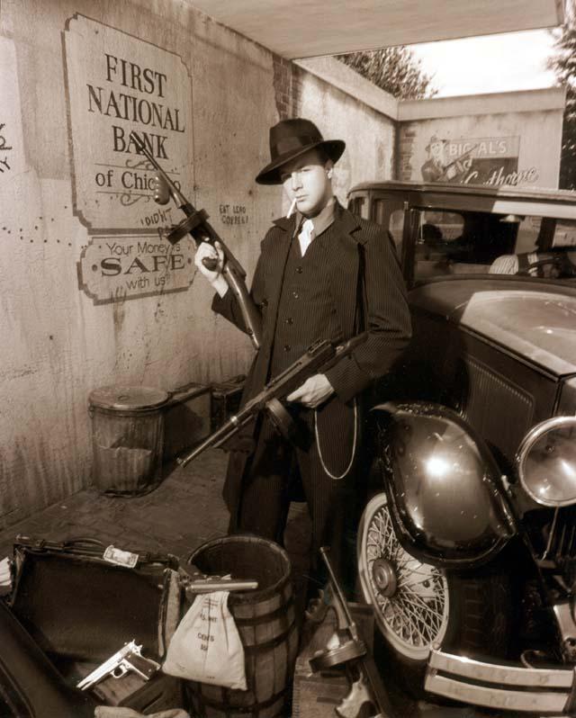 Avete mai sentito parlare del MOAG (Museum of the American Gangster ...