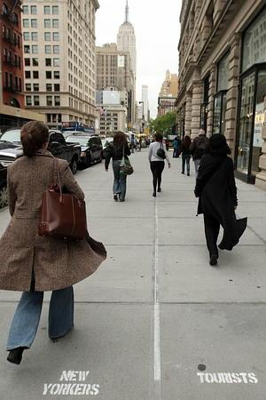 turisti/newyorkers