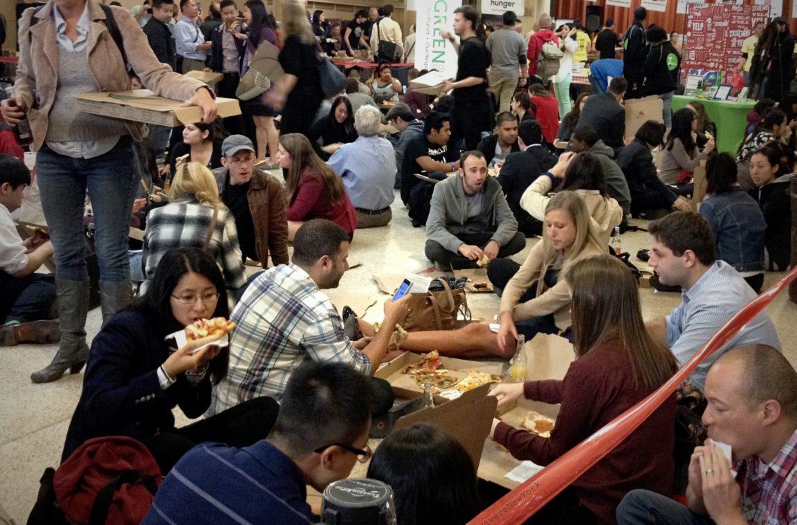 Slice Out Hunger: la più grande Festa della Pizza del mondo