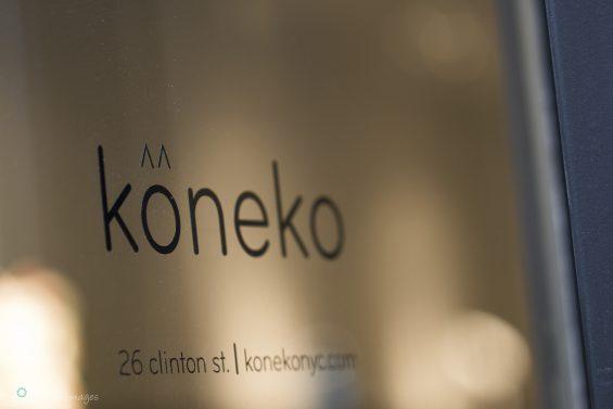 *Koneko door signage-2