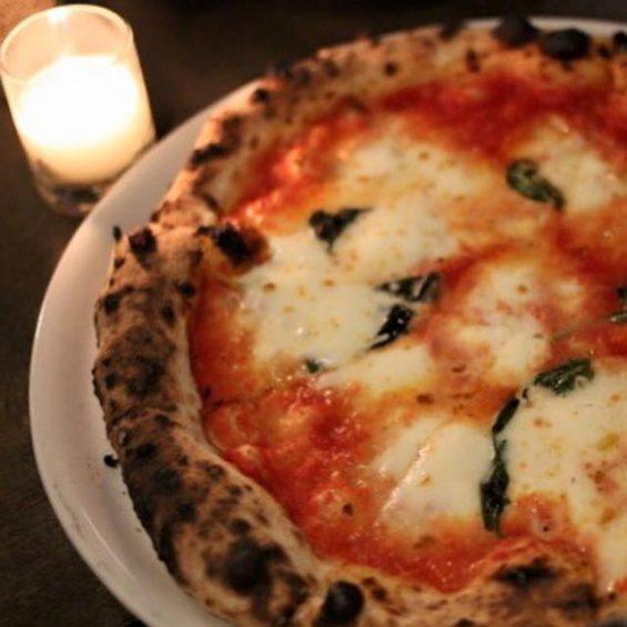 Pizza Margherita... anche la versione senza glutine è spettacolare!!!